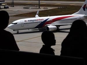 Kayıp uçağı havadan arama çalışmaları sona erdi