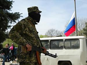 Gorlovka Rusya yanlılarının kontrolüne geçti