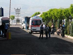 Kayseri'de patlama: 8 yaralı