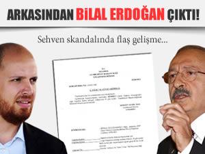 Şikayetçi Bilal Erdoğan çıktı