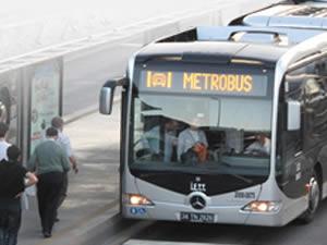 1 mayısta metrobüse binenler dikkat!