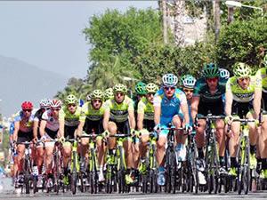 Türkiye Bisiklet Turu'nda kaza