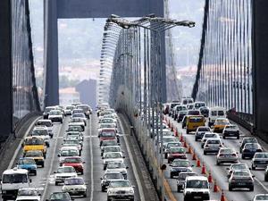 İşte 1 Mayısta trafiğe kapalı yollar
