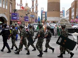 Sincan Uygur Özerk Bölgesi'nde patlama