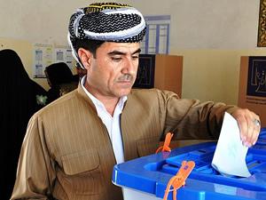 Irak'ın yarısı seçime katılmıyor