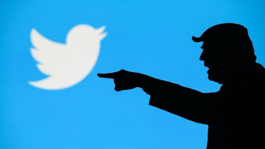 Twitter hisselerinde Trump depremi