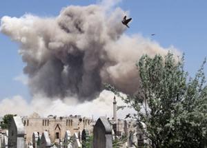 Esed güçleri Türkmenler'e saldırmaya devam ediyor