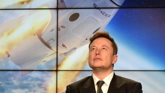 Elon Musk yanlış Signal'i Mars'a uçurdu!