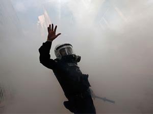 Dünya'nın gözünden Türkiye'de 1 Mayıs