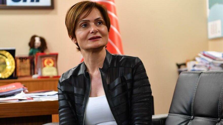 Canan Kaftancıoğlu'ndan Erdoğan ve Soylu'ya tazminat davası