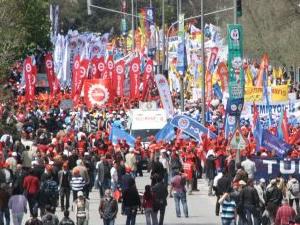Ankara'da 1 Mayıs olayları!