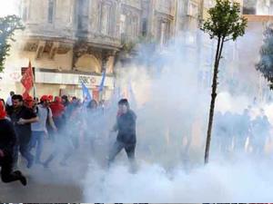 İstanbul'da 1 Mayıs olayları!