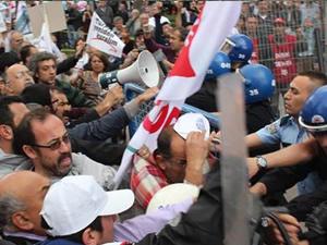 İzmir'de 1 Mayıs olayları!