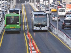 Topkapı-Eminönü tramvay seferleri ulaşıma açıldı
