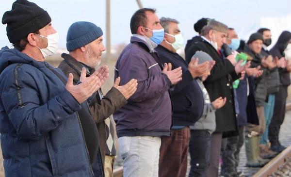 Son 30 yılın en sıcak kışı: Köylülerden 'kar' duası