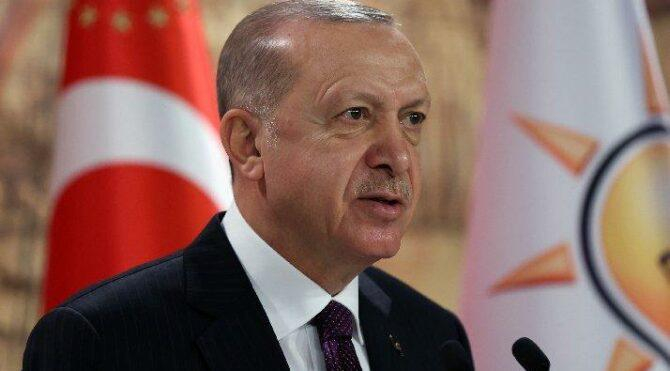 Erdoğan'dan Kılıçdaroğlu'na: Cevap vermek haram