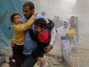 Halep'te bombalı saldırı!