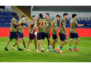 Ziraat Türkiye Kupası: Tuzlaspor: 1 - M.Başakşehir: 5 (Maç sonucu)