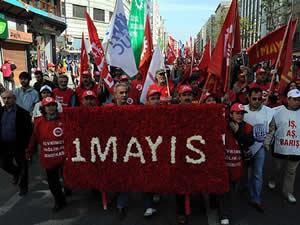 Türkiye 1 Mayıs'ı nasıl geçirdi