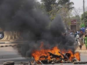 Nijerya patlamayla sarsıldı!