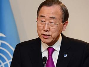 BM Genel Sekreteri Mısır Dışişleri Bakanıyla görüştü