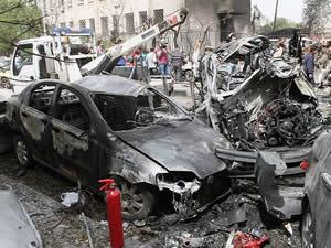 Suriye'de bombalı saldırı!