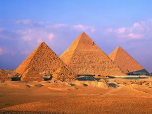 'Piramitler'in gizemi çözüldü