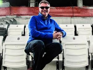 Fikret Orman: Vodafone Arena muhteşem olacak