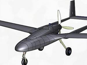 Tamamen Türk yapımı insansız hava aracı!