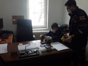 Sinop'ta kimyasal madde paniği