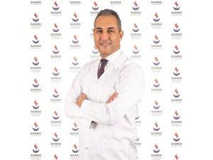 Opr. Dr Çağlar Yazıoğlu Sanko Üniversitesi Hastanesi'nde