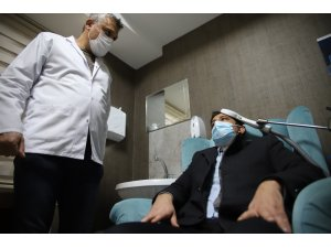 Bağımlılık, felç ve parkinsona karşı ağrısız tedavi