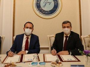 Gazi Üniversitesi, 5 farklı spor branşıyla protokol imzaladı