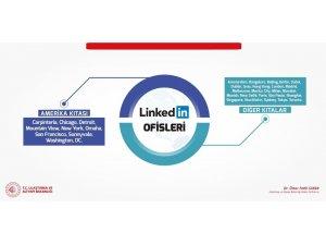 Linkedln, Türkiye'ye temsilci atayacağını açıkladı