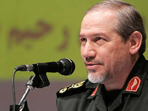 İranlı Komutan'dan bomba iddia!