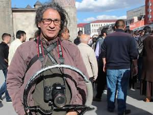Metin Avdaç direksiyon kamerasıyla ilgi çekti