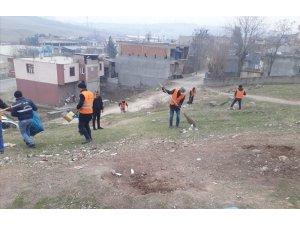 Yenişehir Belediyesi temizlik seferberliği başlattı
