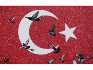Bursa'nın tarihi yerleri karlar altında kaldı