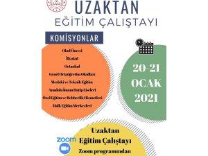 """Sinop'ta """"Uzaktan Eğitim Çalıştayı"""" gerçekleştirilecek"""