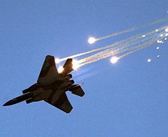 Suriye'den F-16'lara 2 dakika 16 saniye taciz