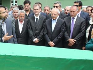 Kemal Kılıçdaroğlu amcasının cenazasine para bıraktı!