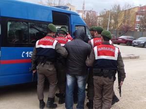 Jandarma kaçak mazot operasyonu düzenledi