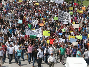 Adana halkı Gizem Akdeniz'in katiline idam istiyor!