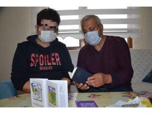 Müslüman aileye 'İncil' şoku