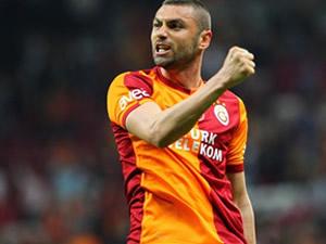Burak Yılmaz Galatasaray'da işçi olduğunu söyledi