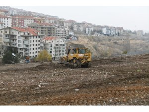 Ankara Büyükşehir, Dikmen bölgesinde atık temizliğini tamamladı