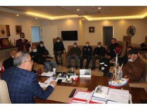 SESOB Başkanı Güler'den Gülsan esnafına müjde