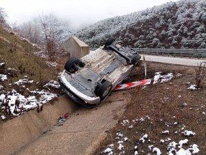 Kazada 2 yaşındaki Zeynep kurtarılamadı