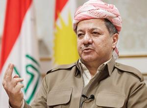 Barzani'den Erdoğan'a sürpriz ziyaret!