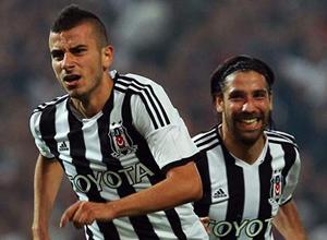 Beşiktaş Şampiyonlar Ligi'ni garantiledi